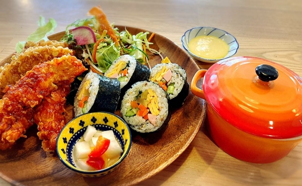 韓国料理 ランチ